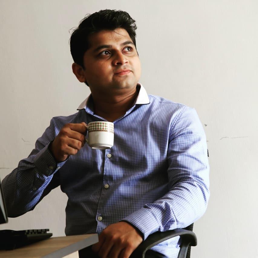 Amey Kajarekar - Founder Reshimbandhan.com